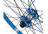 Spank Spike Race28 EVO wheelset 20mm + 12/150mm blue